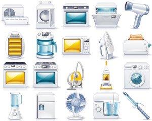 Фото домашних электроприборов, um-stroy.ru