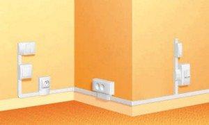 Монтаж проводки в доме – выбираем способ