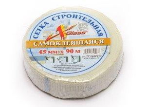 Фото серпянки для ремонта трещин шифера, s-dekor.ru