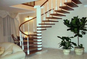 Фото лестницы на мансарду, ksportal.ru