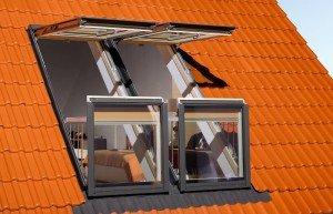 Французский балкон, или окно-трансформер