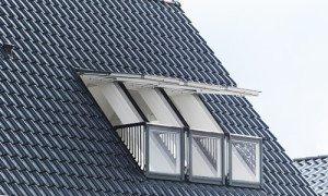Французский балкон, или окно-трансформер фото
