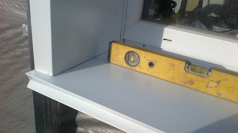Установка откосов на окна своими руками фото 800