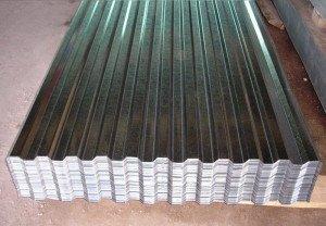 Фото металлического волнового шифера, blog.stroy-vigoda.ru