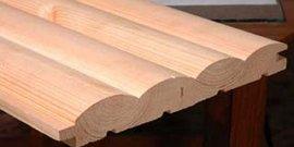Фото - Деревянный блок-хаус – характеристики, особенности и монтаж