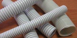 Металлическая гофра для электропроводки – укромный путь для кабеля