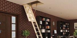 Лестница на мансарду своими руками – советы и ответы