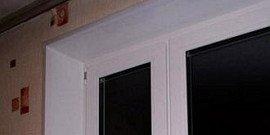 Откосы для пластиковых окон – красота и функциональность проема