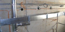 Разводка электропроводки в частном доме – работаем без ошибок