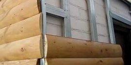 Фото - Стыковка блок-хауса в углах – как скрыть изъяны?