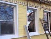 Фото - Уличные откосы на пластиковые окна – быстро и просто, в 4 шага!