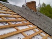 Фото - Укладка шифера на крышу – рецепт успешной работы!