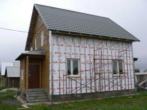 Фото контробрешетки для вентиляции блок-хауса, aquagroup.ru