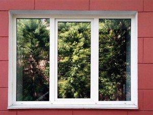 На фото - наружные откосы окна, oknadnepr.com.ua