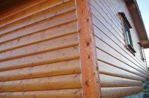 Фото блок-хауса для наружной отделки фасада дома, nudela.ru