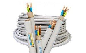 На фото - провода для электропроводки, postroy-sam.com