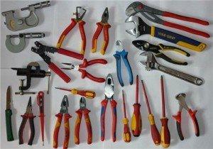 Фото инструментов для разводки электропроводки в доме, remontset.ru