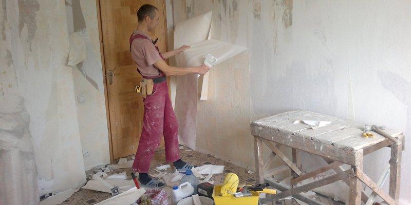 На фото - обучение по ремонту квартир, krasdom.ru