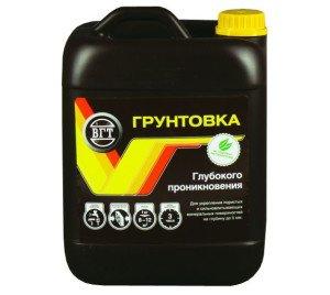 На фото - грунт глубокого проникновения, tdremont.ru
