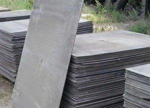 Фото толщины плоского шифера, kryshadoma.com