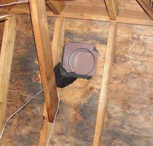 Вентиляция чердака над мансардой – нюансы правильного воздухообмена