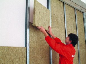 Фото звукоизоляции гипсокартонных стен, metrs.pro