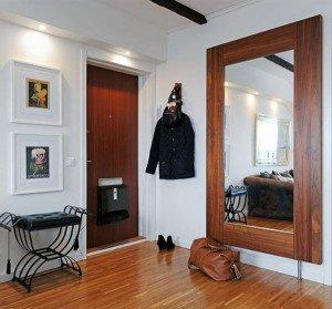 Фото зеркала в прихожей, stroy-svoy-dom.com