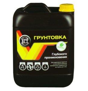 Фото грунтовки глубокого проникновения для стен, tdremont.ru