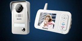 Беспроводной видеодомофон – современные технологии в вашем доме