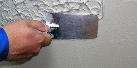 Финишная шпаклевка стен – лишняя трата денег или необходимость?