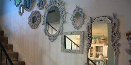 Фото - Фурнитура для зеркал – только ли так будет держаться аксессуар?