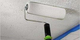 Грунтовка для потолка – обязательный компонент качества!