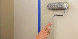 Грунтовка стен перед шпаклеванием – делаем идеально ровные стены
