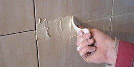Как затирать швы на плитке – руководство к действию!