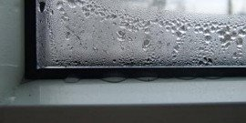 Конденсат на пластиковых окнах – как с ним бороться?