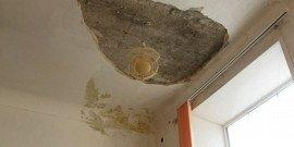 Протекает крыша – как решить проблему с ЖКХ?