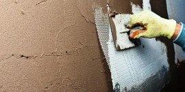Шпаклевка стен – знакомимся с технологиями