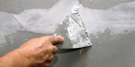 Фото - Какая шпаклевка лучше для стен и потолков – делаем осознанный выбор