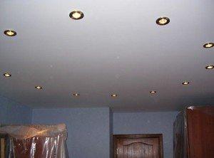 Фото встраиваемых источников освещения для подвесного потолка, tabalenka.info