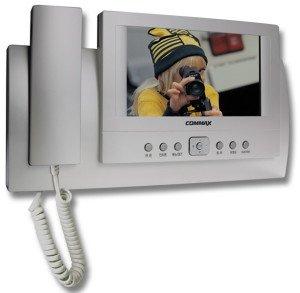 На фото - видеодомофон с цветным экраном, remstd.ru