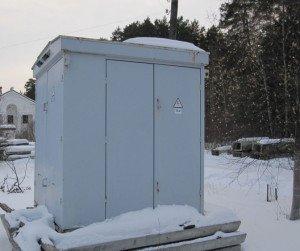 Фото трансформаторной будки на даче, avito.ru