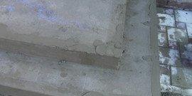 Формы крыльца – как добиться ровных поверхностей и углов?
