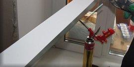 Фото - Как клеить уголки на откосы, или каков он – последний штрих?