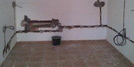 Замена электропроводки в квартире – старые жилы не для тока!