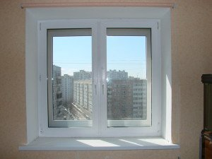 Фото пластикового окна, korina-trust.ru