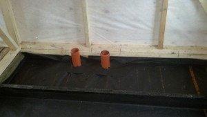 Как сделать теплым дом с помощью насыпных утеплителей?