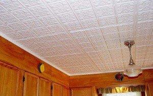 Фото потолка в доме, strport.ru
