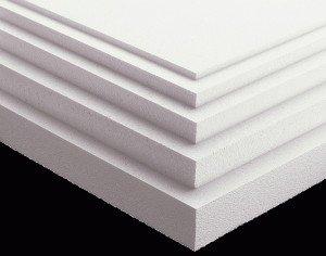 Фото выбора толщины пенопласта для утепления потолка, potolokspec.ru