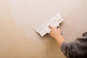 Фото финишной шпаклевки стен, gid-str.ru