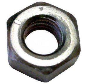 Шестигранная гайка – маркировка и область применения